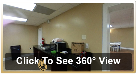 The Pointe Macon – Warming Kitchen (Back) 360° View